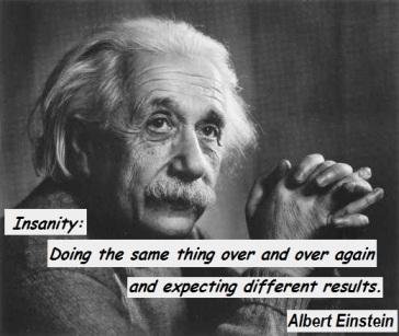Einsteininsanity