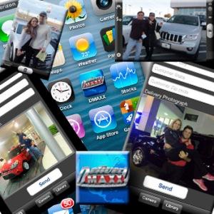 Social Media Smartphone App